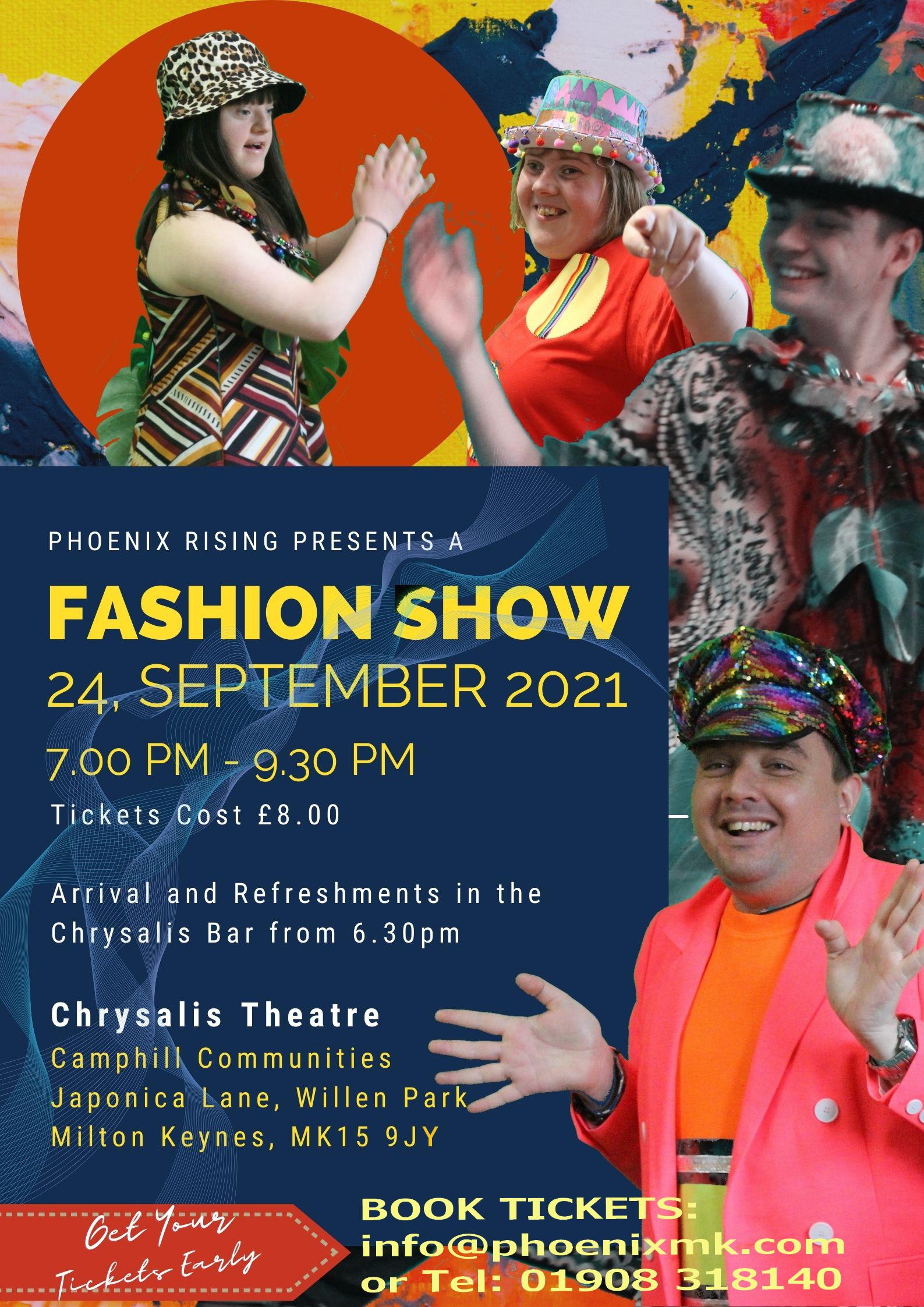Phoenix Rising Fashion Show
