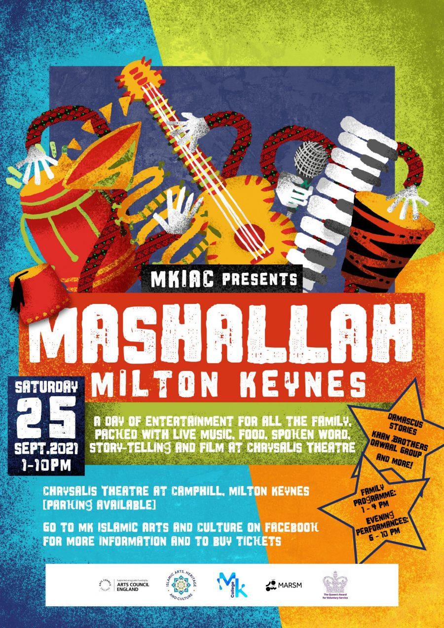 MASHALLAH MK | Milton Keynes Community Festival